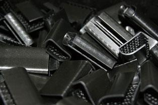 Скрепа для ПП стреппинг ленты (черная)