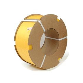 Полипропиленовая стреппинг лента белая (автомат)
